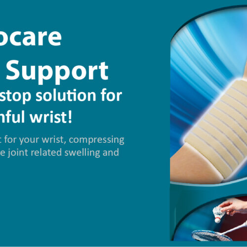 Orthocare Wrist Support Free Size