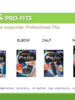 PRO-FITS ANKLE SUPPORTS M