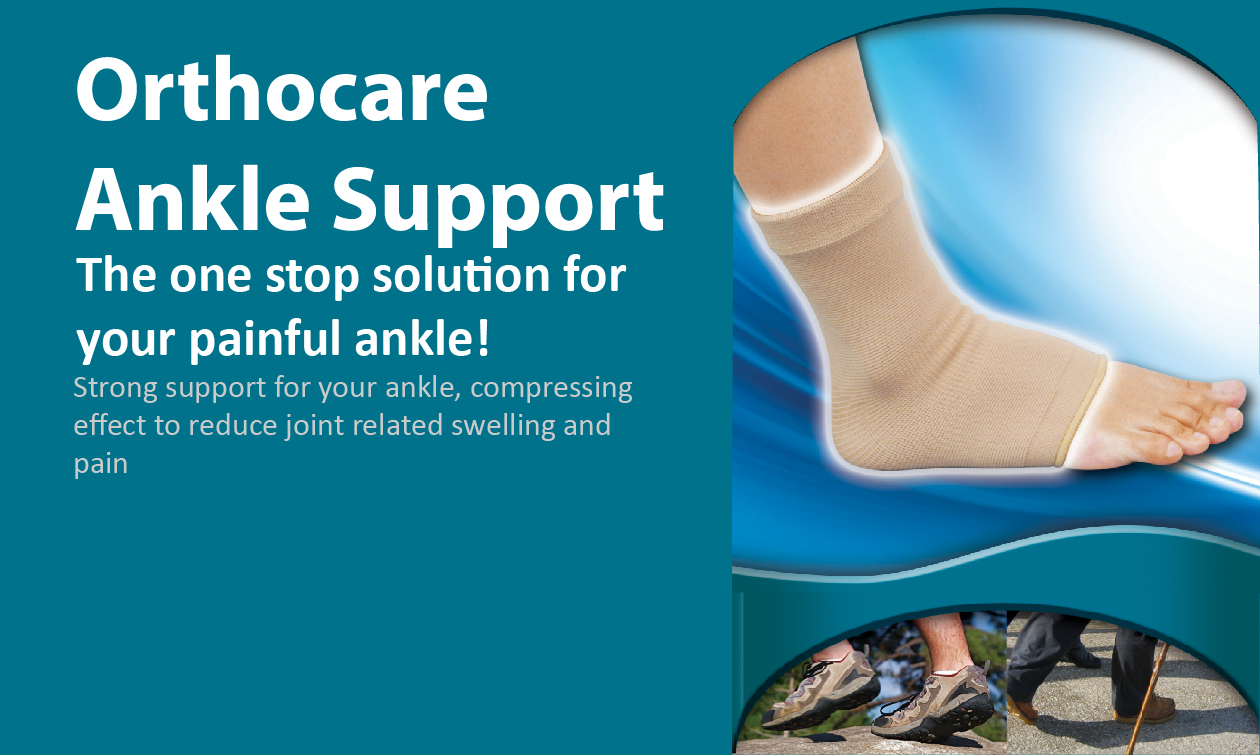 Orthocare Ankle Support Size S