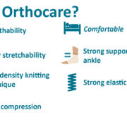 Orthocare Ankle Support Size S 3