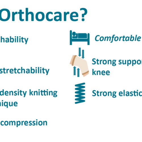Orthocare Knee Support Size S