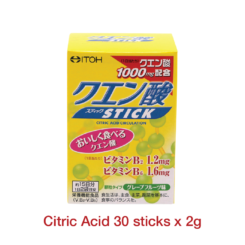 Citric Acid Stick 30 Days-01